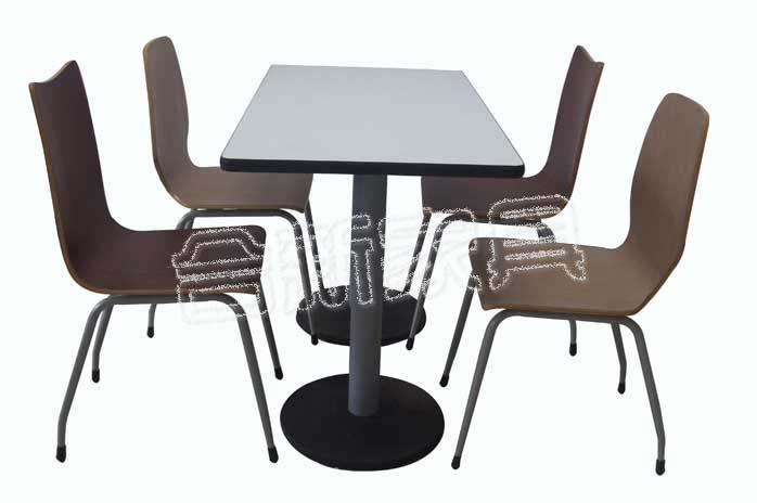 花都餐桌椅-快餐店家具-中式快餐家具(图)