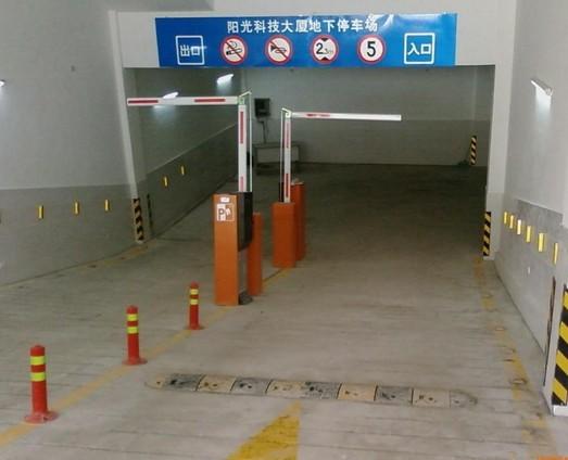 东湖停车辅助系统 停车收费成套系统 通道闸设备