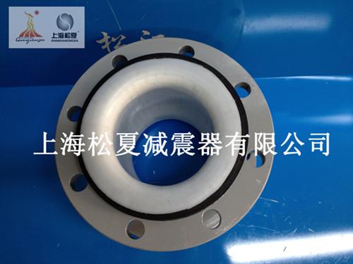 石墨管道用衬四氟橡胶软接头价格,上海生产