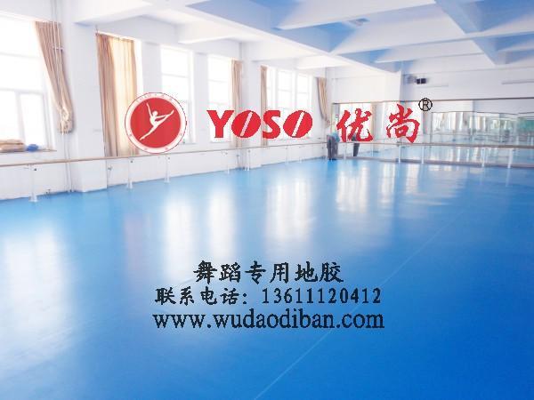 北京舞蹈塑胶地板耗材公司   舞蹈教室装修地面一般铺什