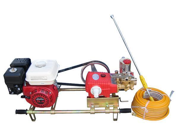 本田GX160汽油高射程打药机,物理打药泵,打孔机,微耕机农用机