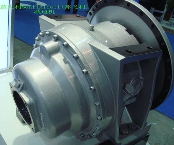 供应580L减速机总成及配件