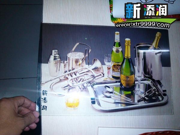 深圳高清装饰玻璃印刷机