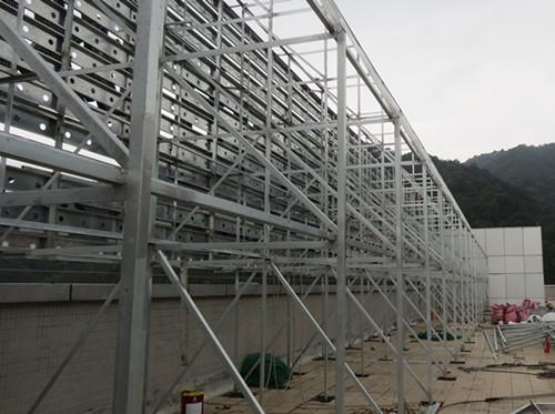 广州大型楼顶钢结构招牌设计制作安装