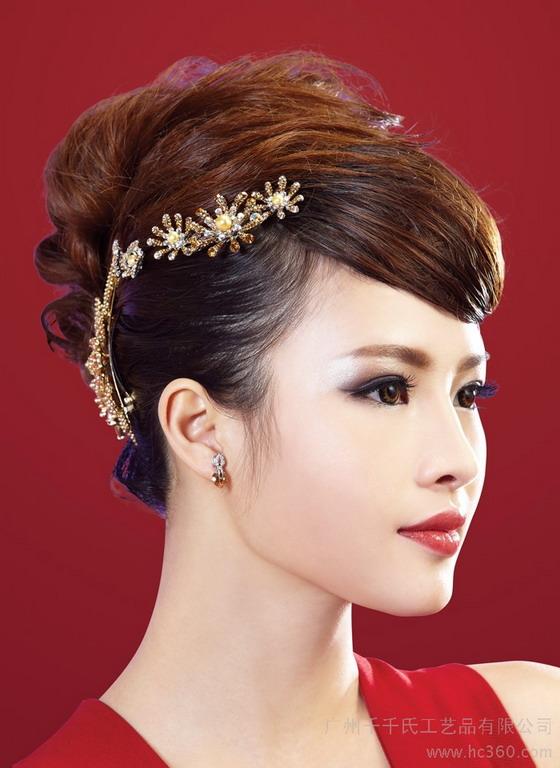 供应头饰、发饰、首饰品牌连锁加盟