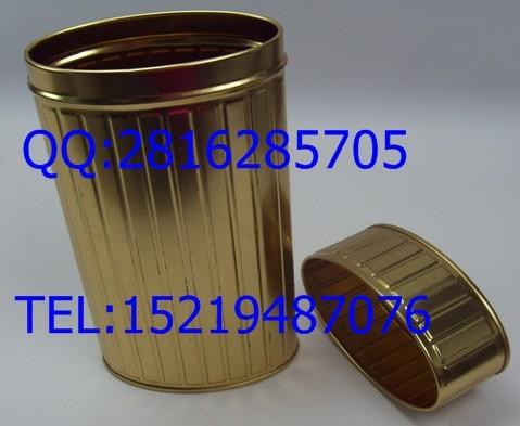 椭圆形白酒包装铁罐