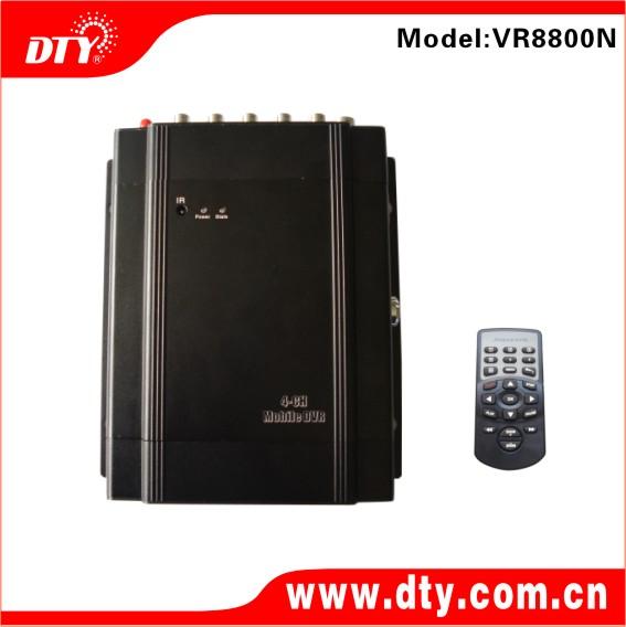 4路硬盘式VR8800N车载硬盘录像机