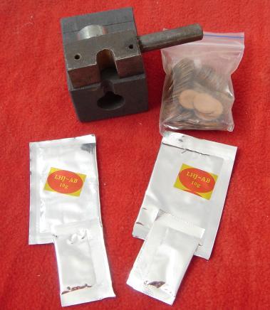阴极保护电缆专用铝热焊剂 铝热焊模具 铝热焊点火器 引火粉