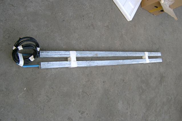 阴极保护防雷,防爆接地、锌接地电池/锌接地极,高纯锌接地电池