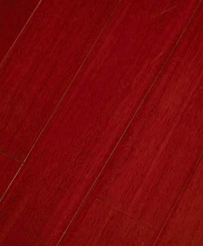 欧饰家地板--菠萝格(红色)