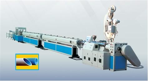 塑料管材生产设备 PPR管材生产线