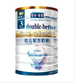 进口优质幼儿配方奶粉