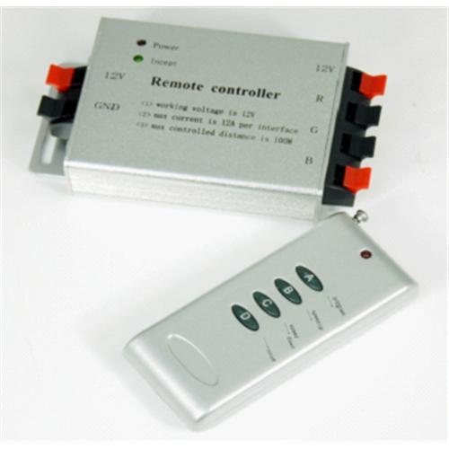 无线射频4键控制器