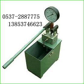 手动双缸试压泵,高压试压泵