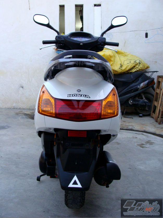 五羊本田追梦WY125 广州五羊本田踏板摩托车125报价 女装车