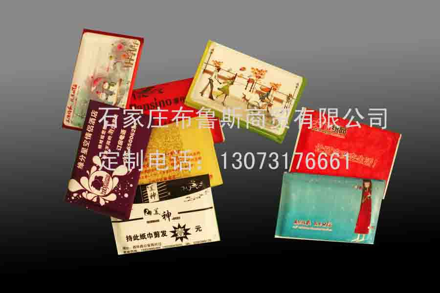 银川广告纸巾广告手帕纸