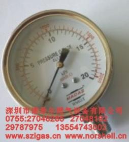 不锈钢压力表/数字压力表