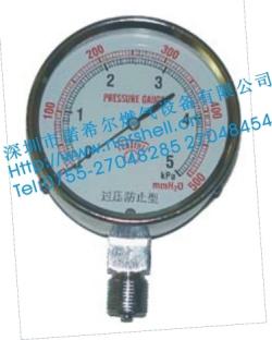 压力表/微压表/煤气表/水注表/气压表/万能表