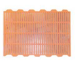 河北养猪设备塑料地板