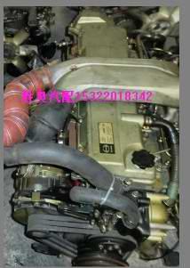日野J08CT、J08C发动机四配套缸体缸盖曲轴波箱涡轮增压器配