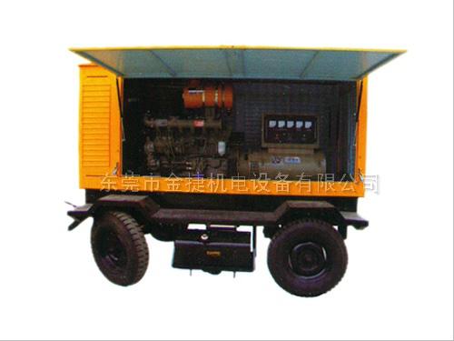 柴油发电机-金捷货真价实质量高