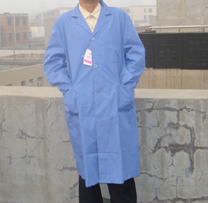 山水屏蔽服防辐射工装