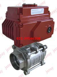 气动快装球阀DN32,气动碳钢球阀DN32