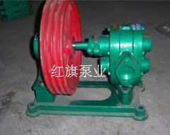 华潮CB-7齿轮泵  泊头市红旗高温泵厂
