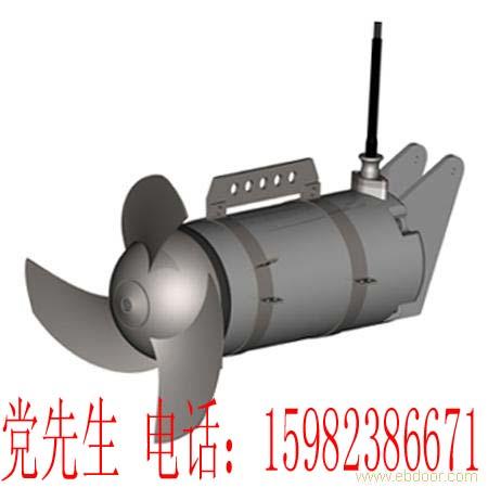 环保设备>>>>>QJB潜水搅拌机,潜水推流器