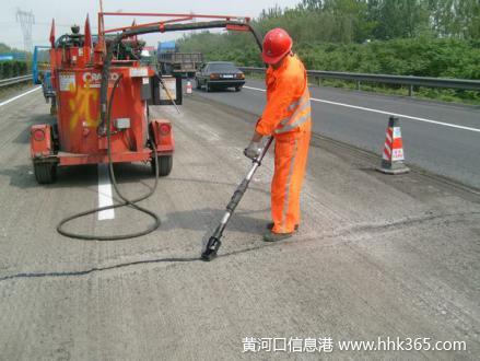 青岛路面灌缝胶延长路面使用6-8年