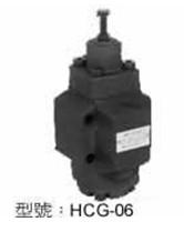 台湾七洋7OCEAN压力控制阀HCG-06-A3 HCG-03-