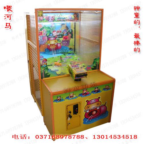 北京室内儿童乐园加盟保龄球礼品机
