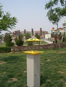 FSM-CT太阳能虫情测报灯