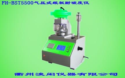 气压式纸板耐破度测定仪
