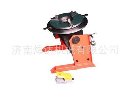 济南焊达直销300公斤环缝自动焊接变位器