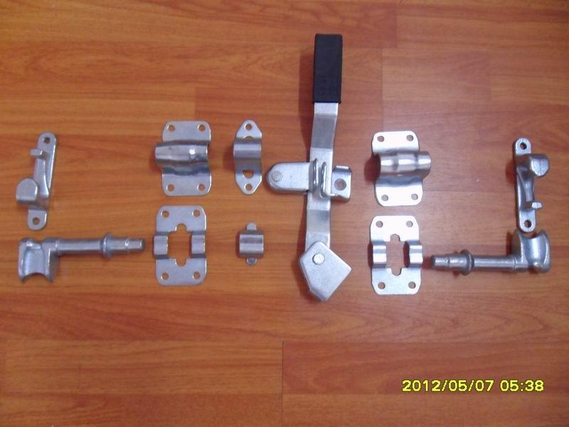 供应防锈耐腐蚀不锈钢货车门锁