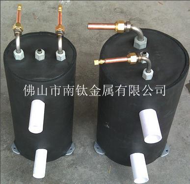 南钛高效泳池热泵