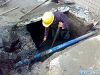 岩头镇市政管道清疏 管道录像检测