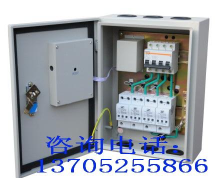 电源防雷箱技术参数及安装说明