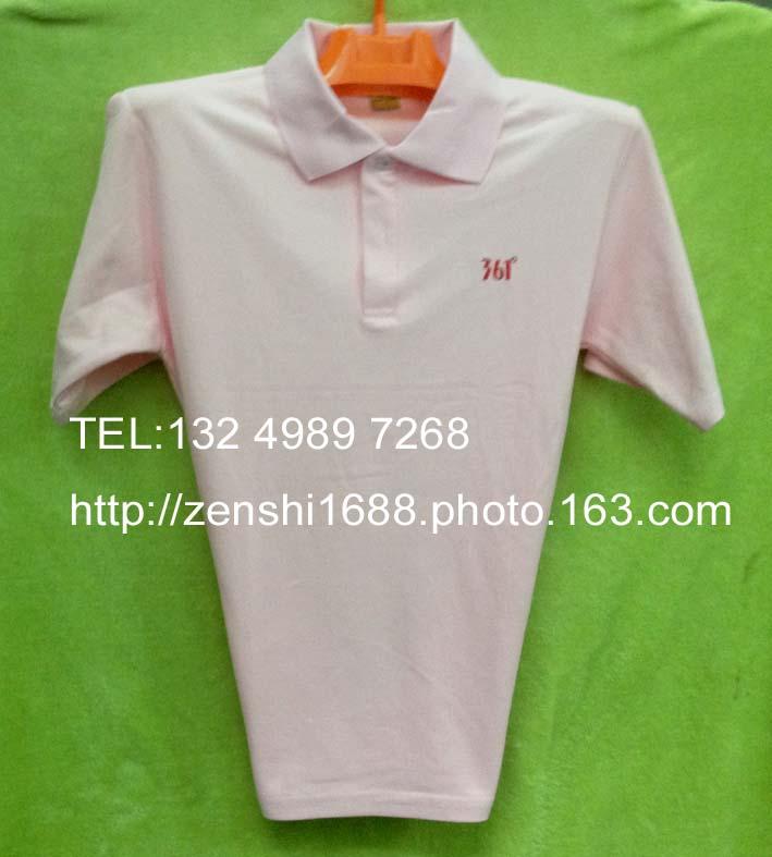 深圳金运服装厂专业批发短袖T恤衫|批发运动服