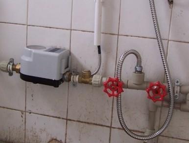 一体ic卡水控流量机