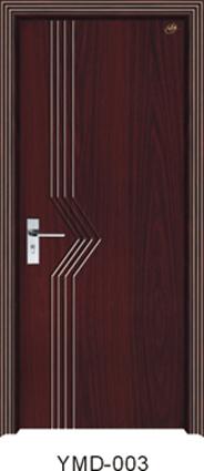 浙江亿美达室内木门——免漆门