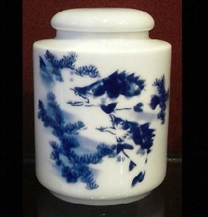 密封罐 陶瓷茶叶罐 糖罐蜂蜜罐子