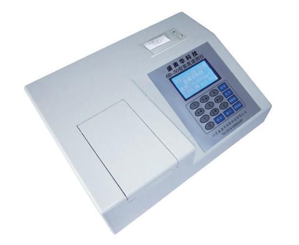 盛奥华氨氮测定仪 水质分析仪6B-50型