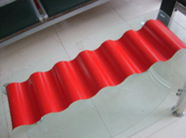 铝镁锰墙面波浪板