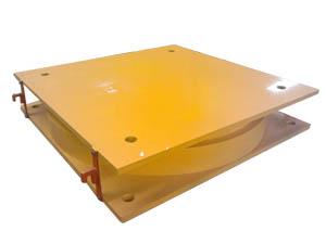 GPZ(2009)JZ减震型桥梁盆式橡胶支座锦州营口厂家直销