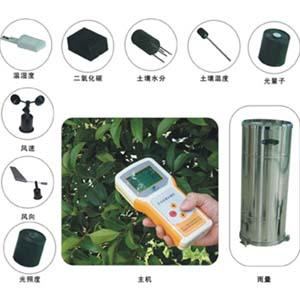 手持式农业环境检测仪管理服务器的设计以及发展