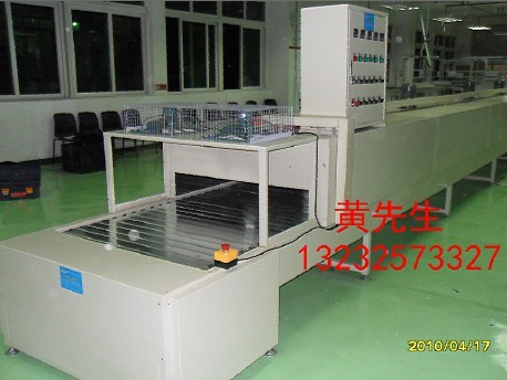 中山老化线|供应丝印喷码漆印烘干线PVC流水线滚筒先设备