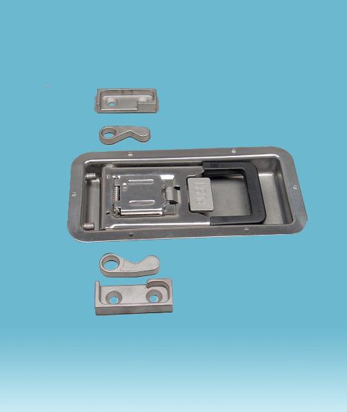 厢式车 盒锁 工具箱锁 电柜锁 侧门盒锁