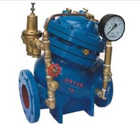 供应博斯 YX741X-10C可调式减压稳压阀